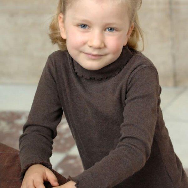 La princesa asistió a su primer acto oficial en 2006, en el Día Nacional de Bélgica.