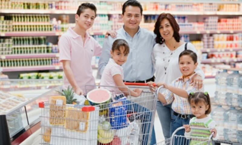 En agosto, las ventas iguales de Walmart retrocedieron 0.7%.  (Foto: Getty Images)