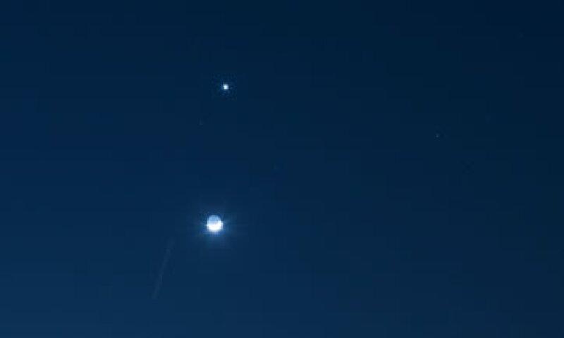 Algo así podrás ver en el cielo nocturno de este martes. (Foto: CNN iReport)