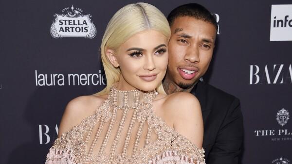 Kylie y Tyga fueron novios durante dos años