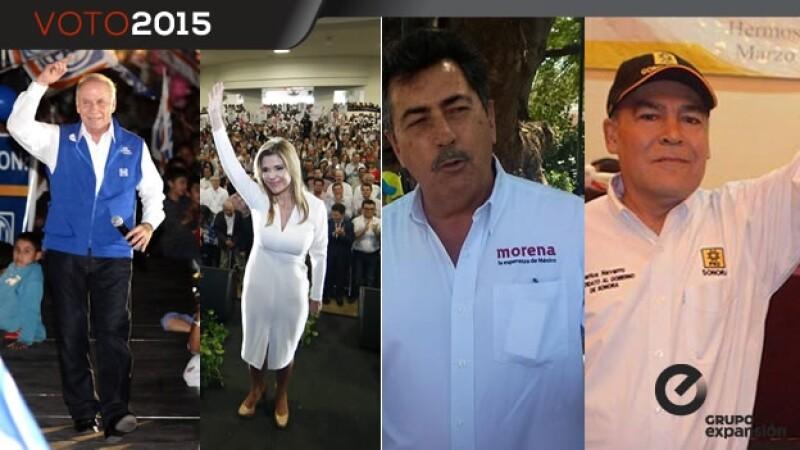 candidatos_debate_Sonora