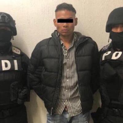Detenido por agresión a reportero