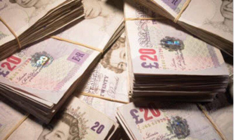 El Banco de Inglaterra reinició en octubre su programa de medidas cuantitativas con un plan para comrar bonos por valor de 75,000 millones de libras. (Foto: Thinkstock)