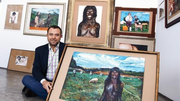 La revista Quién publicó a los mejores galeristas, personajes que han creado espacios para exhibir el trabajo de artistas talentosos y crear el gusto por comprar verdaderas piezas de arte.