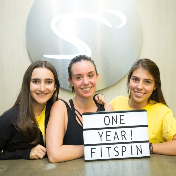FITSPIN Celebra su 1er aniversario