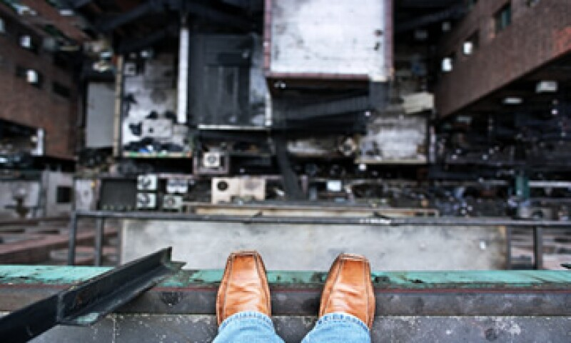 Otro hombre en España también se suicidó porque su casa fue embargada. (Foto: Getty Images)