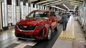 FILE PHOTO: Final inspection is performed as the vehicles are ready to leave the assembly line at the General Motors (GM) manufacturing plant in Spring Hill