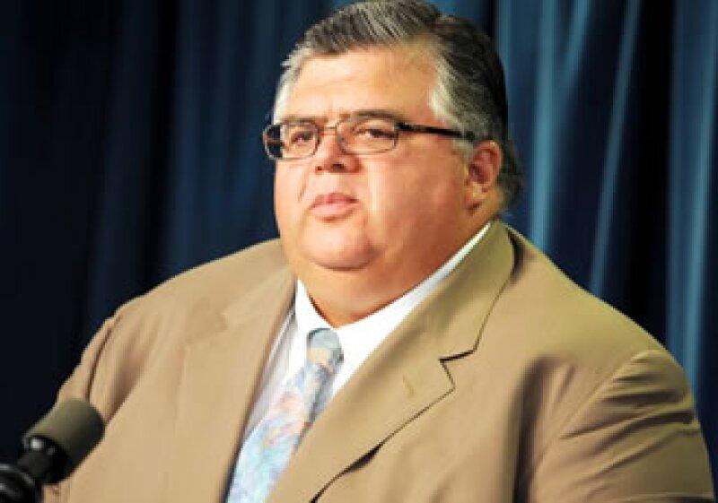 La entidad comandada por Agustín Carstens tiene poco éxito en la recaudación de impuestos. (Foto: Archivo NTX)