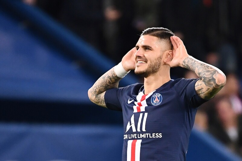 FILES-FBL-FRA-LIGUE1-PARIS-ICARDI