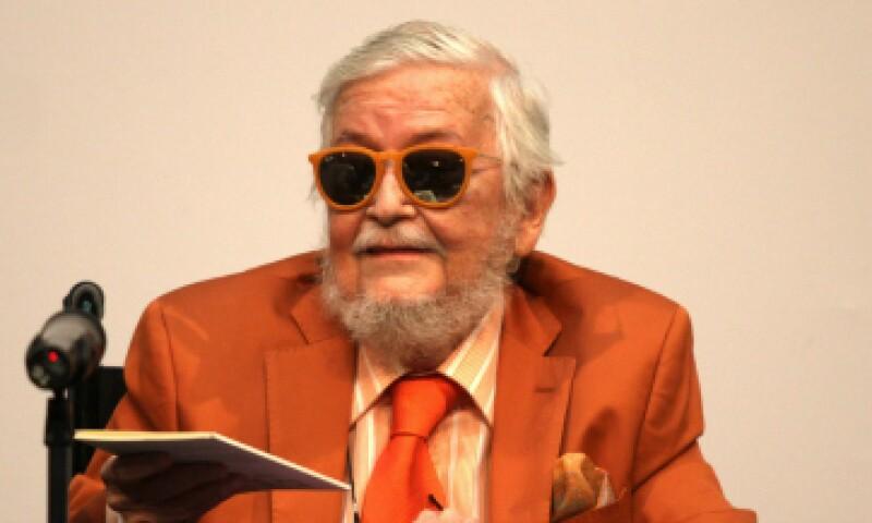 """Del Paso siempre ha buscado transmitir en sus novelas """"el sentido de la Historia"""". (Foto: Cuartoscuro)"""