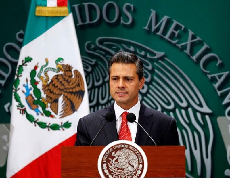 La operación  para removerle un nódulo tiroideo al presidente de México fue exitosa según informaron fuentes de presidencia. Su esposa agradeció en interés de los ciudadanos.