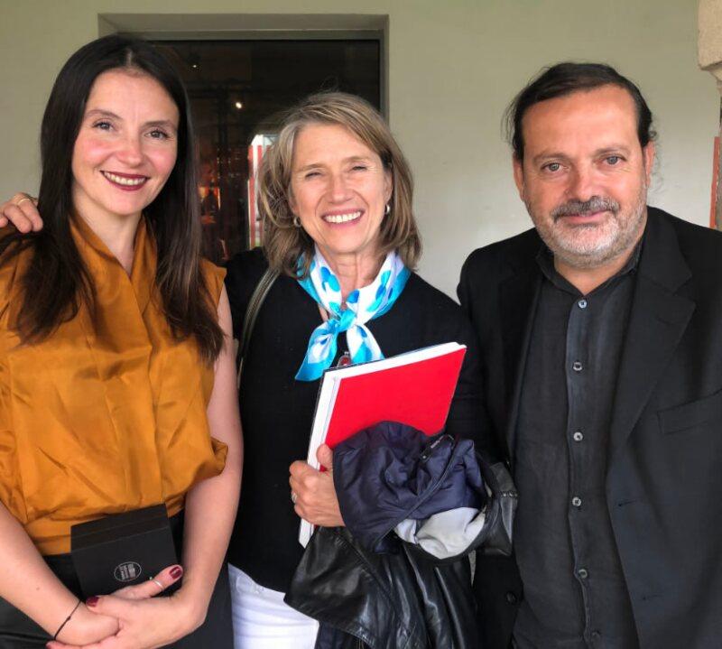 Gabriela Carrillo - Mauricio Rocha