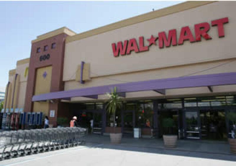 Walmex abrió 275 tiendas en 2009, cinco más de las que tenía programadas. (Foto: AP)