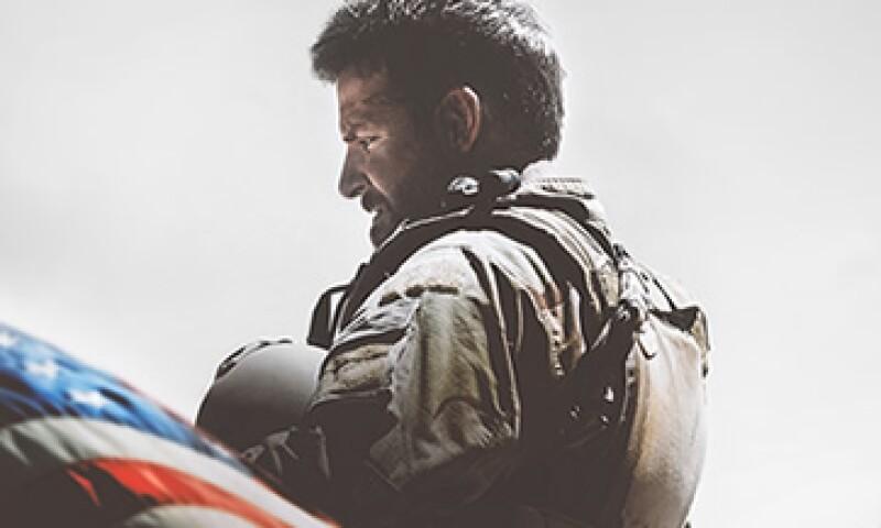 La película recaudó 30.8 mdd de viernes a domingo pasados. (Foto: Tomada de facebook.com/AmericanSniperOfficial)