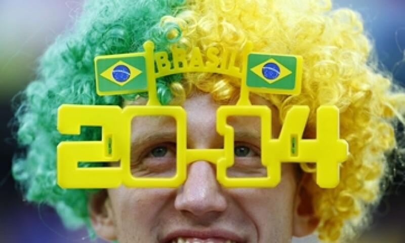 Inauguraci�n del Mundial Brasil 2014