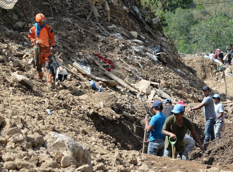 filipinas - Rescate de personas