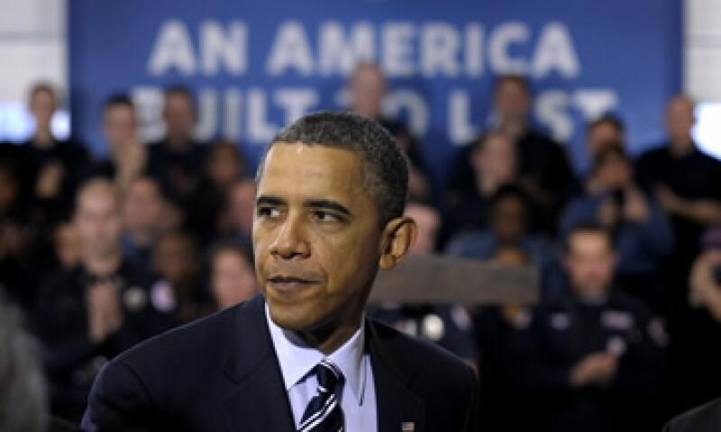 La Casa Blanca calcula que 3.5 millones de personas con hipotecas privadas podría refinanciarlas.  (Foto: AP)