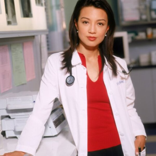 Con 118 episodios en ER, Ming Na dio vida a la Dra. Jing-Mei Chen de 1995 hasta 2004.