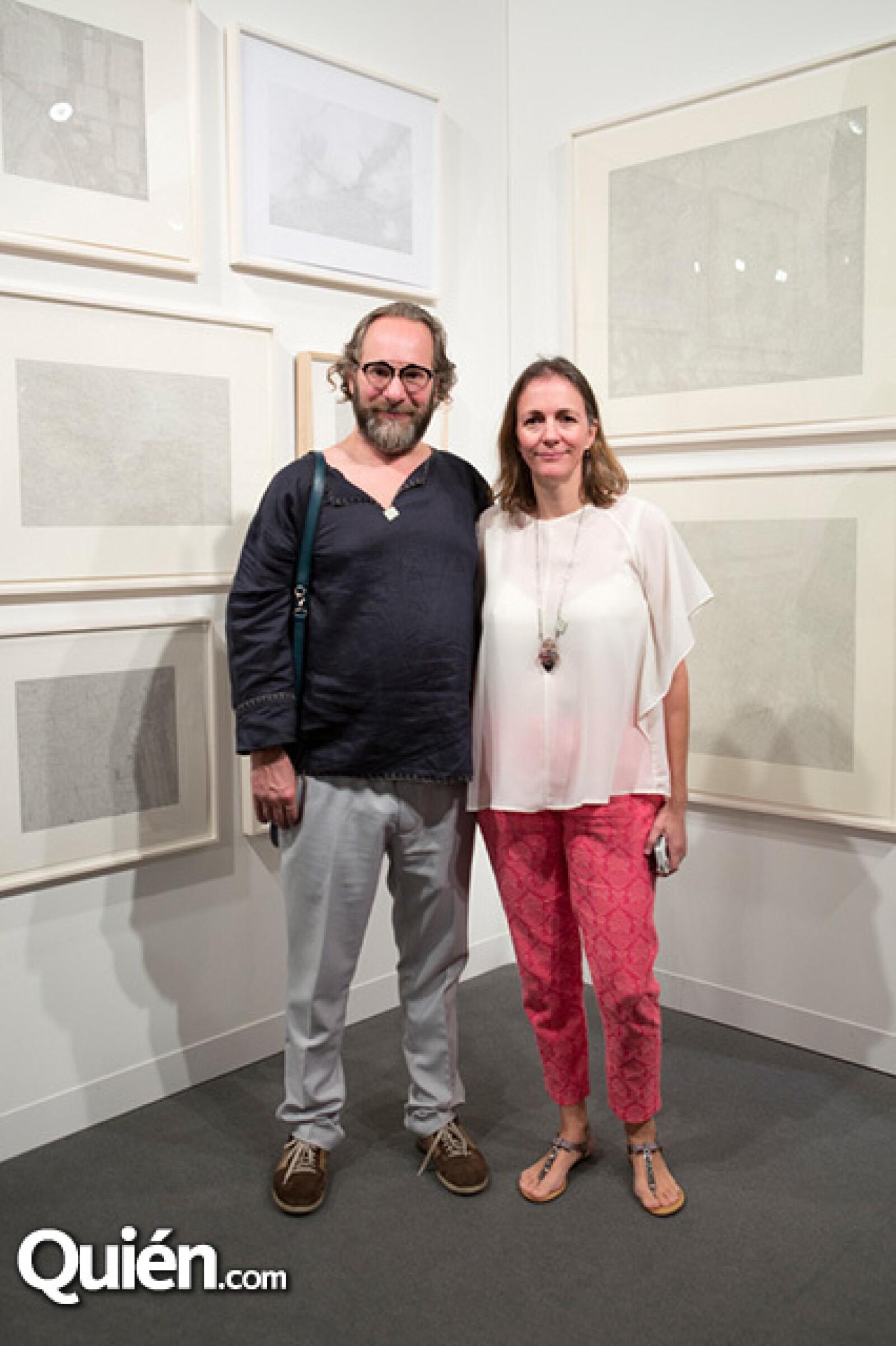 Javier y Pilar Carral