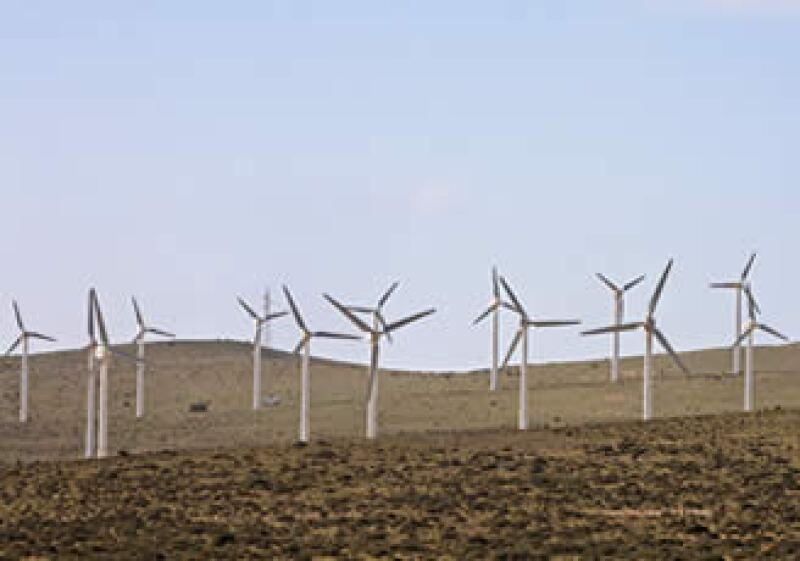 Peñoles informó que invierte 160 millones de dólares en la construcción de una central de energía eólica. (Foto: Photos To Go)