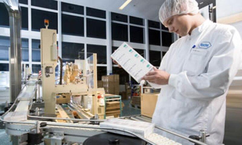 Roche también hizo cambios en su dirección: Jean-Jacques Garaud, su jefe de investigación farmacéutica, dejará la compañía esta semana.  (Foto: AP)