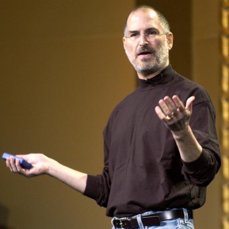 0782862e283 Steve Jobs tuvo una relación complicada con su hija mayor. (Getty Images.)