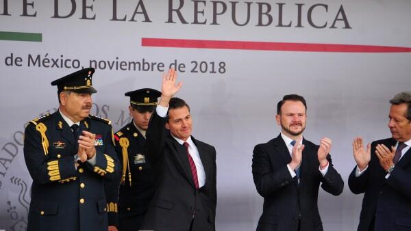 EPN Estado Mayor