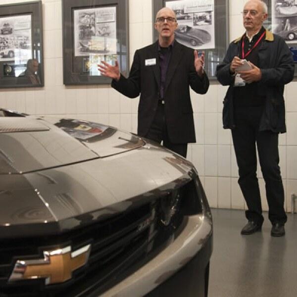 Se espera que el Chevrolet Camaro ZL1 Convertible arribe a los concesionarios de Estados Unidos hacia el fin de año.