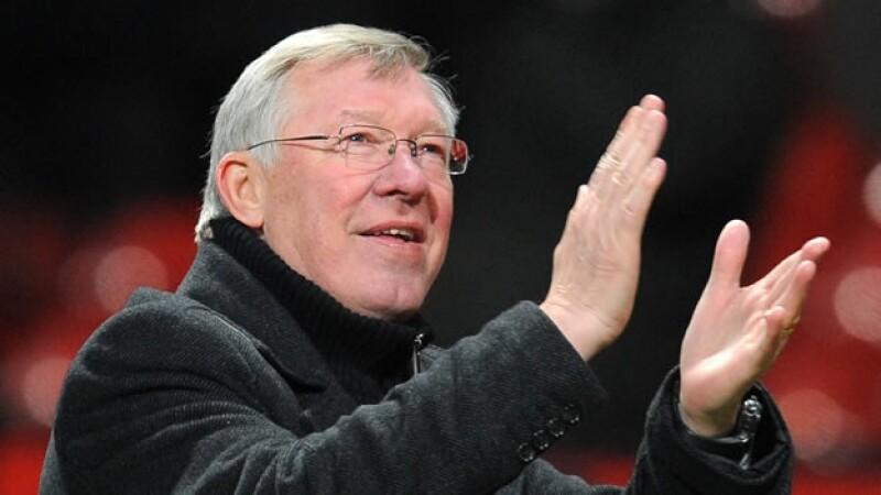 Sir Alex Ferguson dirige al Manchester