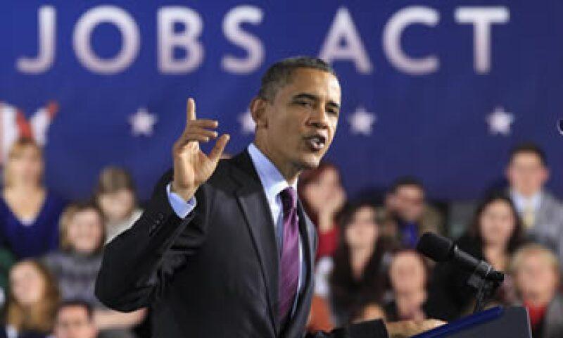 Obama advirtió que una votación en contra podría dañar a la economía y al empleo. (Foto: Reuters)