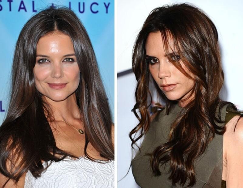 Ambas celebridades presentarán sus colecciones el mismo día en New York Fashion Week pero todo parece apuntar que la ex de Tom Cruise lo hará en un mejor lugar ¿será?
