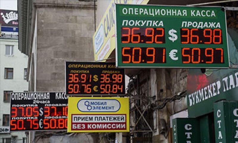 El FMI prevé un estancamiento este año para la economía de Rusia. (Foto: Especial)