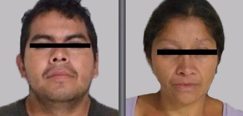 Juan Carlos N y Patricia N