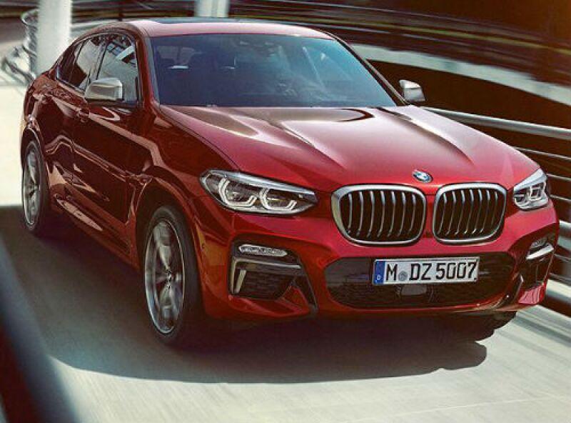 BMW X4 de BMW