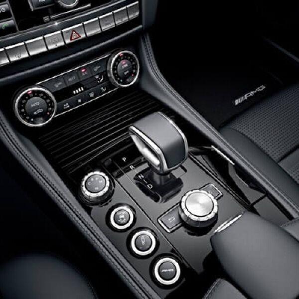 """La conducción del vehículo puede cambiar entre las variantes """"Sport"""", """"Manual"""", """"Eficaz"""" y """"Ecológica""""."""