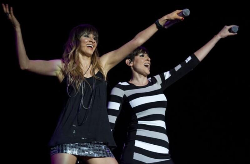 """Las hermanas Hanna y Ashley serán las voceras de la organización no gubernamental """"Save the children""""."""