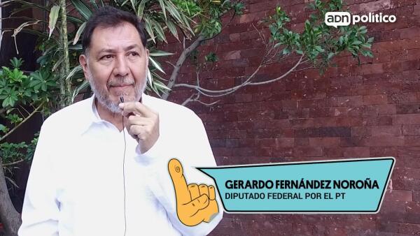 #YoLegislador|Gerardo Fernández Noroña (ADNPolítico)