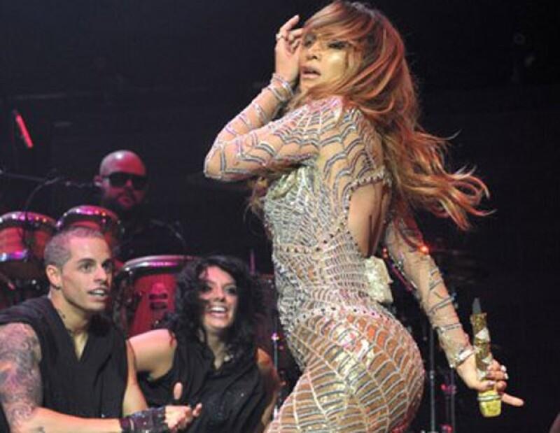 Caspert tiene en su cuenta de Facebook una carpeta de fotos dedicada sólo a Jennifer Lopez.