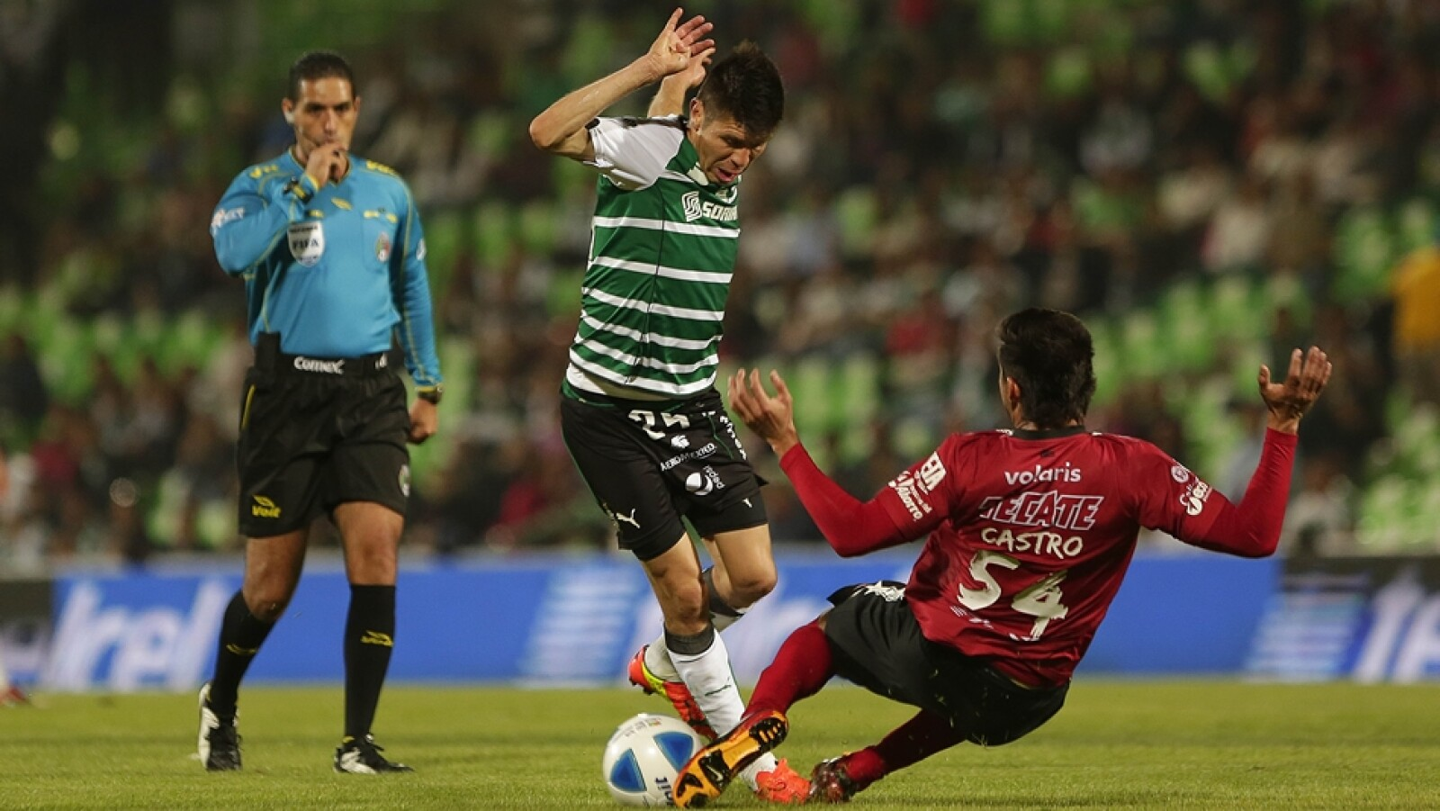 Tanto el conjunto lagunero como los 'Xolos' tienen 10 puntos en el Clausura 2014