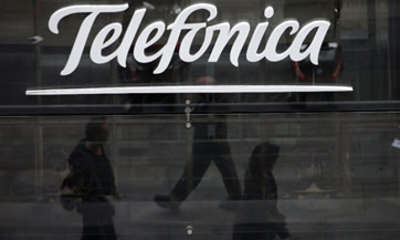 Telefónica también dijo que se está esforzando por mejorar la base de su negocio. (Foto: Reuters)