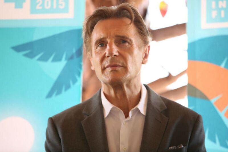 Liam Neeson estrenará la película Silence en 2016.