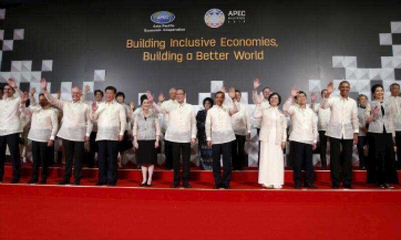 Los mandatarios de 12 países se reunieron esta semana en la capital filipina. (Foto: Reuters)