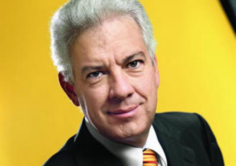 Gastón Azcárraga es presidente y director de Grupo Posadas. (Foto: Duilio Rodríguez)