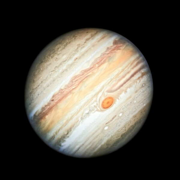 Hubble - Júpiter