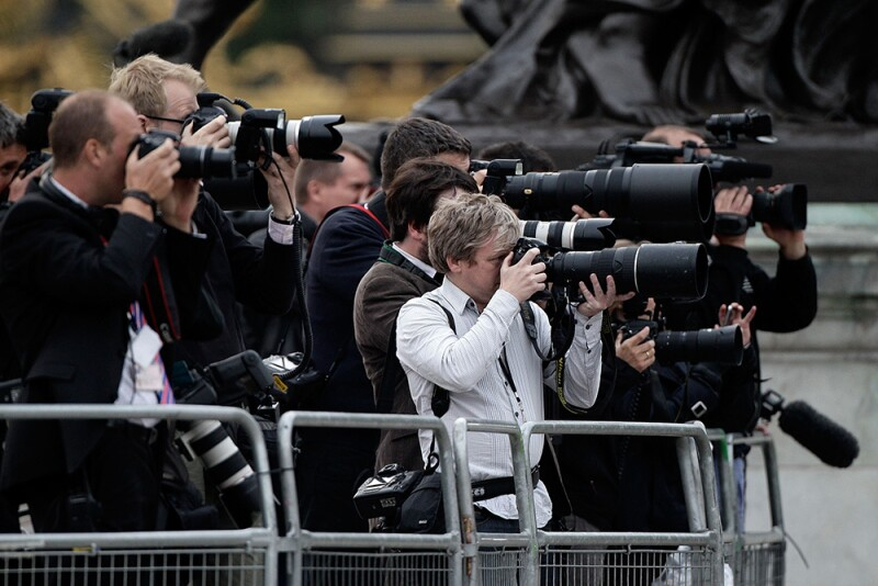 Fotógrafos reales