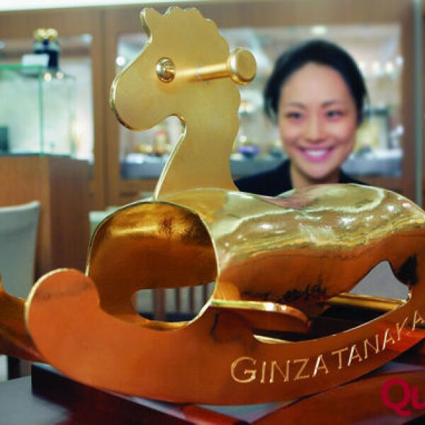 Pony de oro para Hisahito