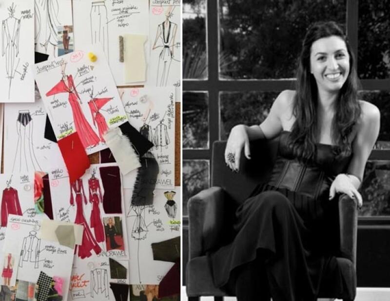 Kris Goyri, Rolando Santana, Sandra Weil, Alejandro Carlín y José Sánchez son jóvenes, creativos y con un gran futuro por delante, además este año van con todo.