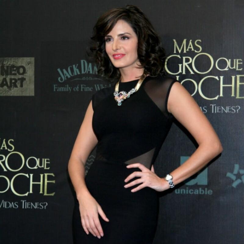 """Ximena tomará vacaciones cuando finalicé las grabaciones de la telenovela """"Hasta el fin del mundo""""."""