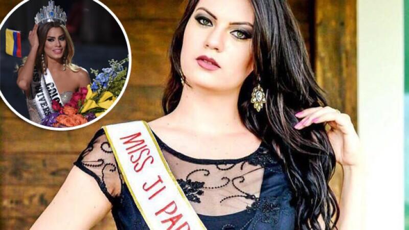 Un error similar al que tuvo Steve Harvey en Miss Universo 2015 sucedió ahora en el norte de Brasil.