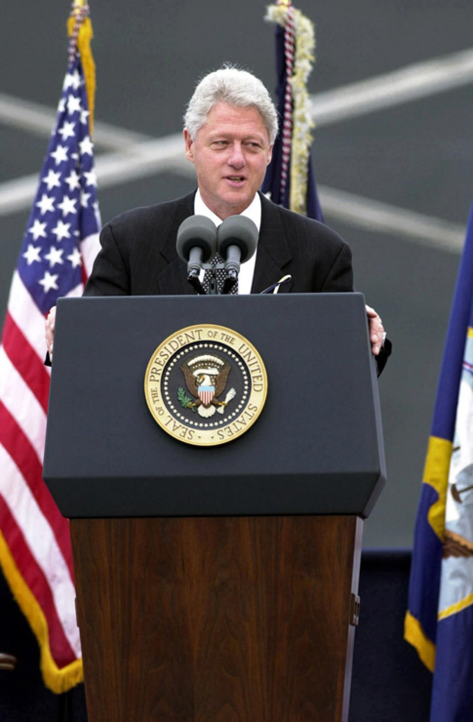 Bill Clinton - Arkansas